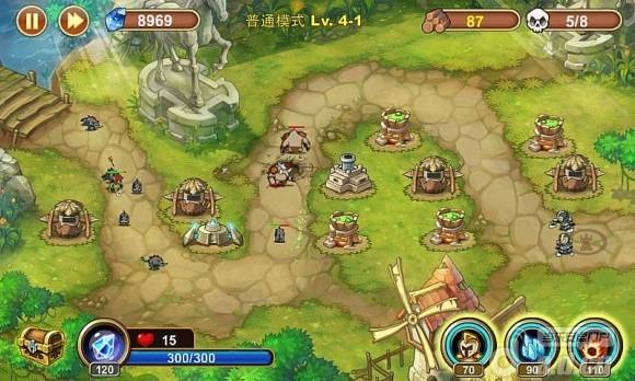 城堡突襲 v1.2.9-Android策略塔防類遊戲下載