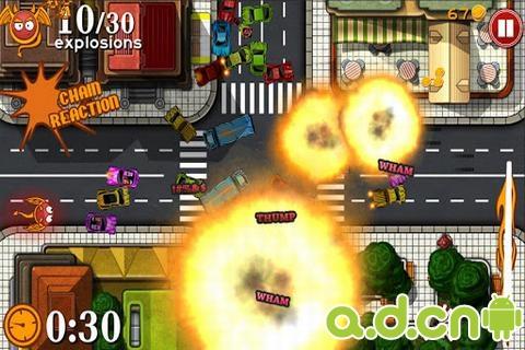 糟糕的交通 Bad Traffic Beta v1.1.2-Android益智休闲免費遊戲下載