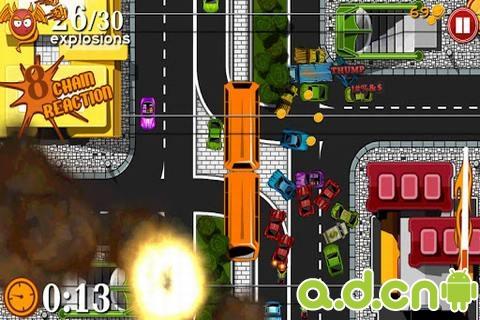 《糟糕的交通 Bad Traffic Beta》