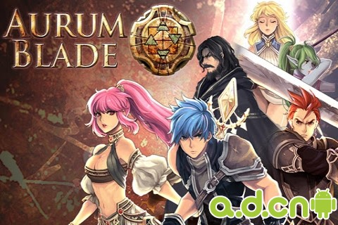 黃金之劍 v1.0.0,Aurum Blade