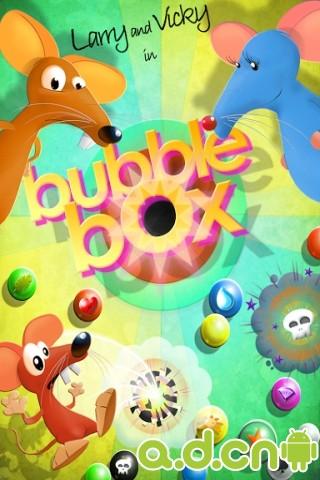 泡泡箱子 Bubble Box v3.2-Android益智休闲免費遊戲下載