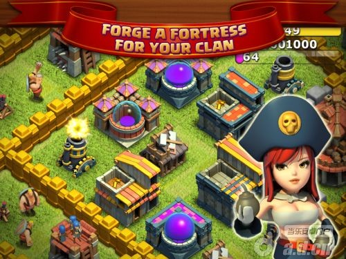 部落戰鬥 Tribal Battles v1.60-Android策略塔防免費遊戲下載