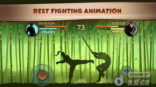『暗影格鬥2 Shadow Fight 2』評測:古典格鬥,武士風來襲