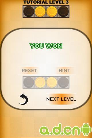 黑白棋 Reversi v1.0.9-Android棋牌游戏類遊戲下載