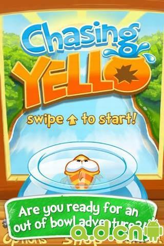 安卓跑酷游戏《追杀小黄 Chasing Yello》