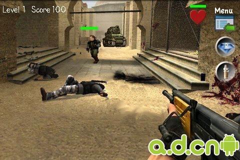 精英部隊 Elite Force v3.9-Android射击游戏免費遊戲下載