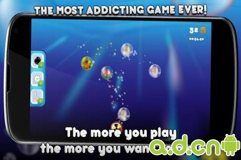 粉碎泡泡 v1.1,Bubble Smasher,Android 版APK下載_Android 遊戲免費下載