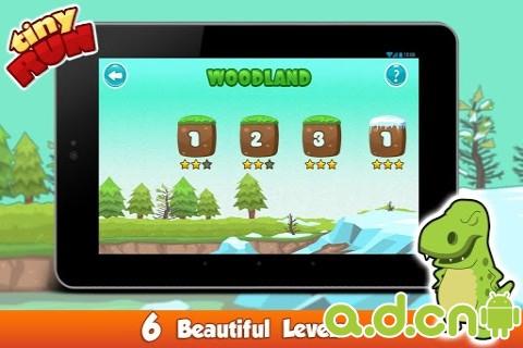 迷你賽跑 Tiny Run v2.1-Android益智休闲免費遊戲下載