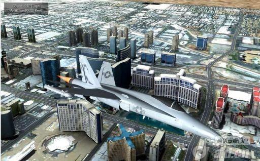 極限飛行之拉斯維加斯(含數據包) Flight Unlimited Las Vegas v1.1-Android飞行游戏免費遊戲下載