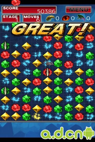龍之珠寶 Dragon Jewels v1.4.5-Android益智休闲免費遊戲下載