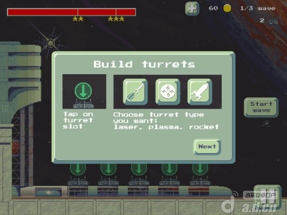 復古太空塔防 修改版 Retro Space TD Tower Defense v1.7.5-Android策略塔防免費遊戲下載
