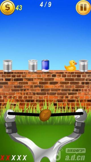 打罐子 Can Knock Down v101.18-Android益智休闲類遊戲下載