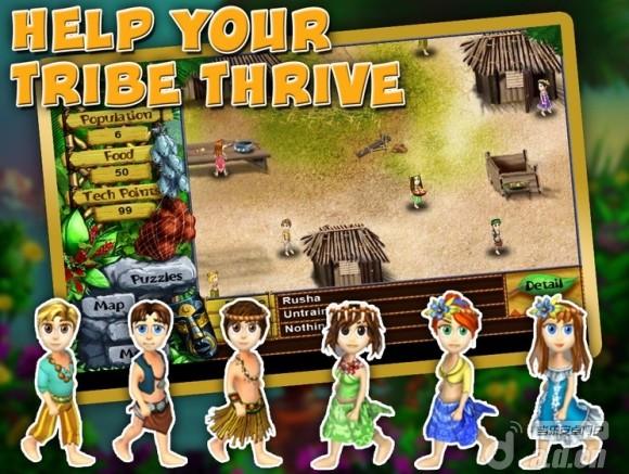 虛擬村民:起源 Virtual Villagers: Origins v1.4-Android模拟经营免費遊戲下載