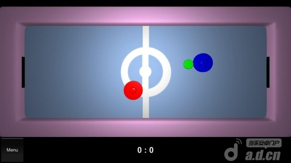 3D桌面撞球 Air Hockey 3D v1.0-Android益智休闲免費遊戲下載