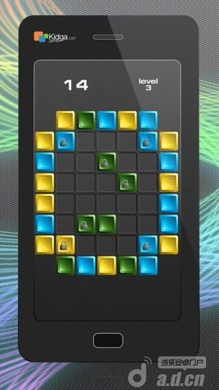 方塊消除HD Block Out HD v1.5-Android益智休闲類遊戲下載