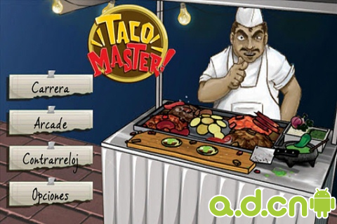 墨西哥大廚 Taco Master v1.8-Android模拟经营類遊戲下載