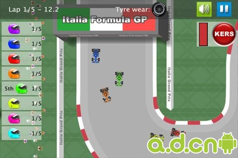《微型F1方程式赛车 Formula Micro GP 》