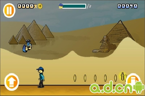 國際跑酷者 Interpol Runner v1.119-Android益智休闲免費遊戲下載