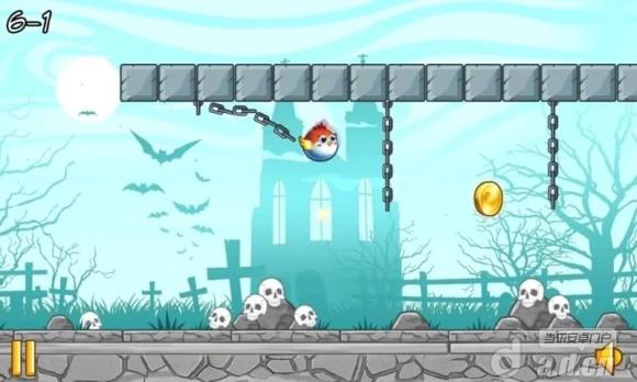 忍者小小鳥 Ninja Bird v2.1-Android益智休闲免費遊戲下載