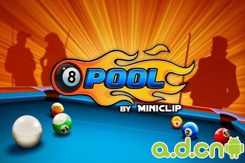 8球臺球 v2.0,8 Ball Pool-Android体育运动遊戲下載