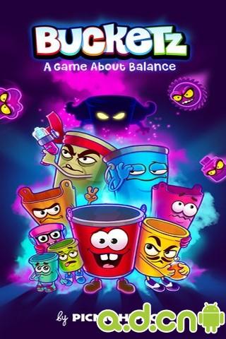水桶大鬧劇 v1.0,Bucketz,Android 版APK下載_Android 遊戲免費下載
