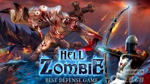地獄殭屍 Hell Zombie v1.01-Android策略塔防免費遊戲下載
