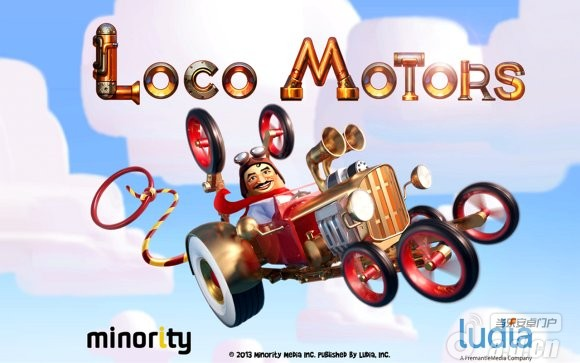 整蠱賽車(含數據包) Loco Motors v1.0.3-Android益智休闲免費遊戲下載
