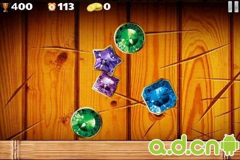 寶石忍者 Ninja vs Jewels v3.5-Android动作游戏免費遊戲下載