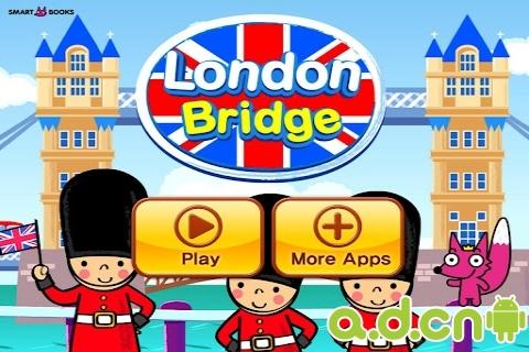 伦敦桥 london bridge