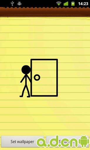 火柴人 动态壁纸 v1.6,安卓版APK下载 安卓游戏