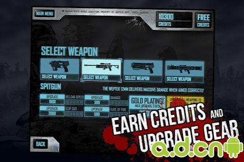 特警判官大戰殭屍 修改版 v1.6,Judge Dredd vs. Zombies