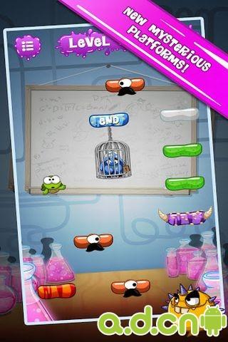 跳跳龜 怪物版 Bouncy Bill Monster Smasher ed v1.0.3-Android益智休闲免費遊戲下載