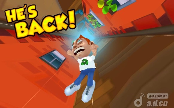 超級墜落弗雷德 修改版 Super Falling Fred v1.0.3-Android益智休闲遊戲下載