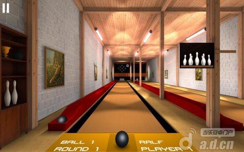 德國保齡球 German Bowling v1.98-Android体育运动免費遊戲下載