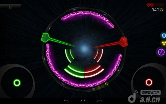 霓虹光弧 ShadowArc v1.0-Android益智休闲免費遊戲下載