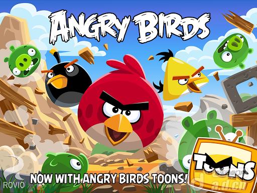 憤怒鳥 v3.2.0,Angry Birds