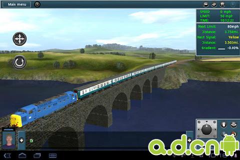 類比火車 v1.3.7,Trainz Simulator