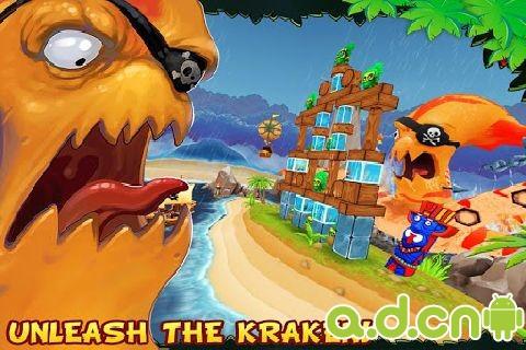 圍剿海盜(含資料包) v1.05,Potshot Pirates 3D,Android 版APK下載_Android 遊戲免費下載