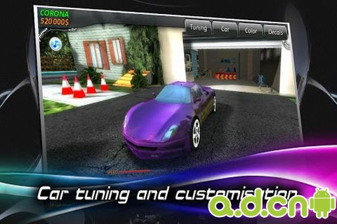 非法競速 Race illegal High Speed 3D v1.0.10-Android竞速游戏免費遊戲下載