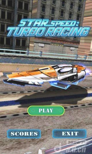 急速星空:城市狂飆 Un Gravity Racing v1.2-Android竞速游戏免費遊戲下載