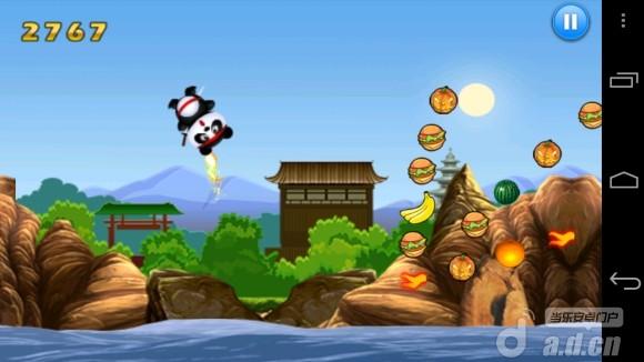 萌萌的忍者要回家 Flying Cute Ninja Animals v1.0-Android动作游戏免費遊戲下載