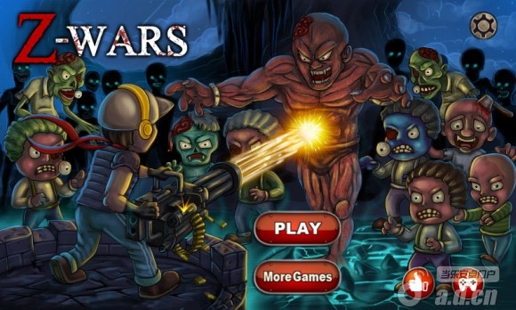 Z戰爭:殭屍大戰Z-Wars – Zombie War v1.0.1-Android射击游戏類遊戲下載