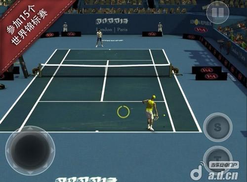 《跨界网球2 Cross Court Tennis 2》