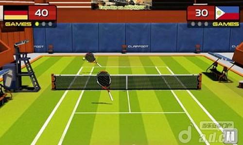《3D网球 Play Tennis》