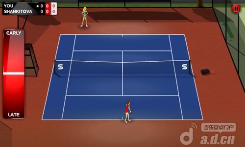 《火柴人网球 Stick Tennis》