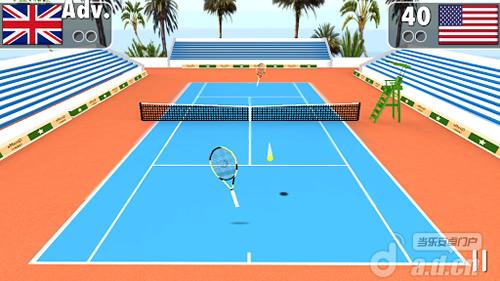 《网球 Smash Tennis》