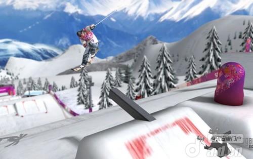 《索契冬奥会2014:花样滑雪 Sochi 2014: Ski Slopestyle》