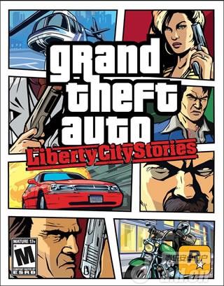 《侠盗猎车手:自由城故事 Grand Theft Auto: Liberty City Stories》
