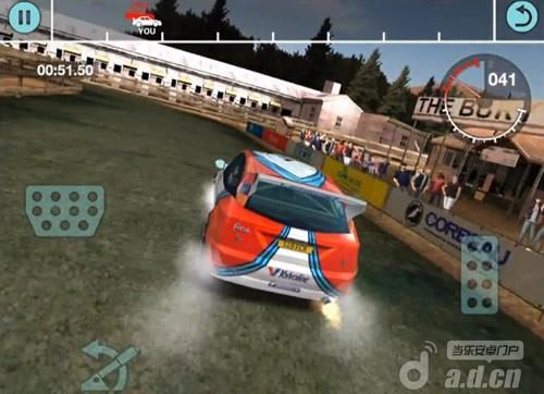 《科林麦克雷拉力赛 Colin McRae Rally》