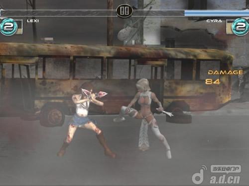 《超越格斗2 Beyond Fighting 2》